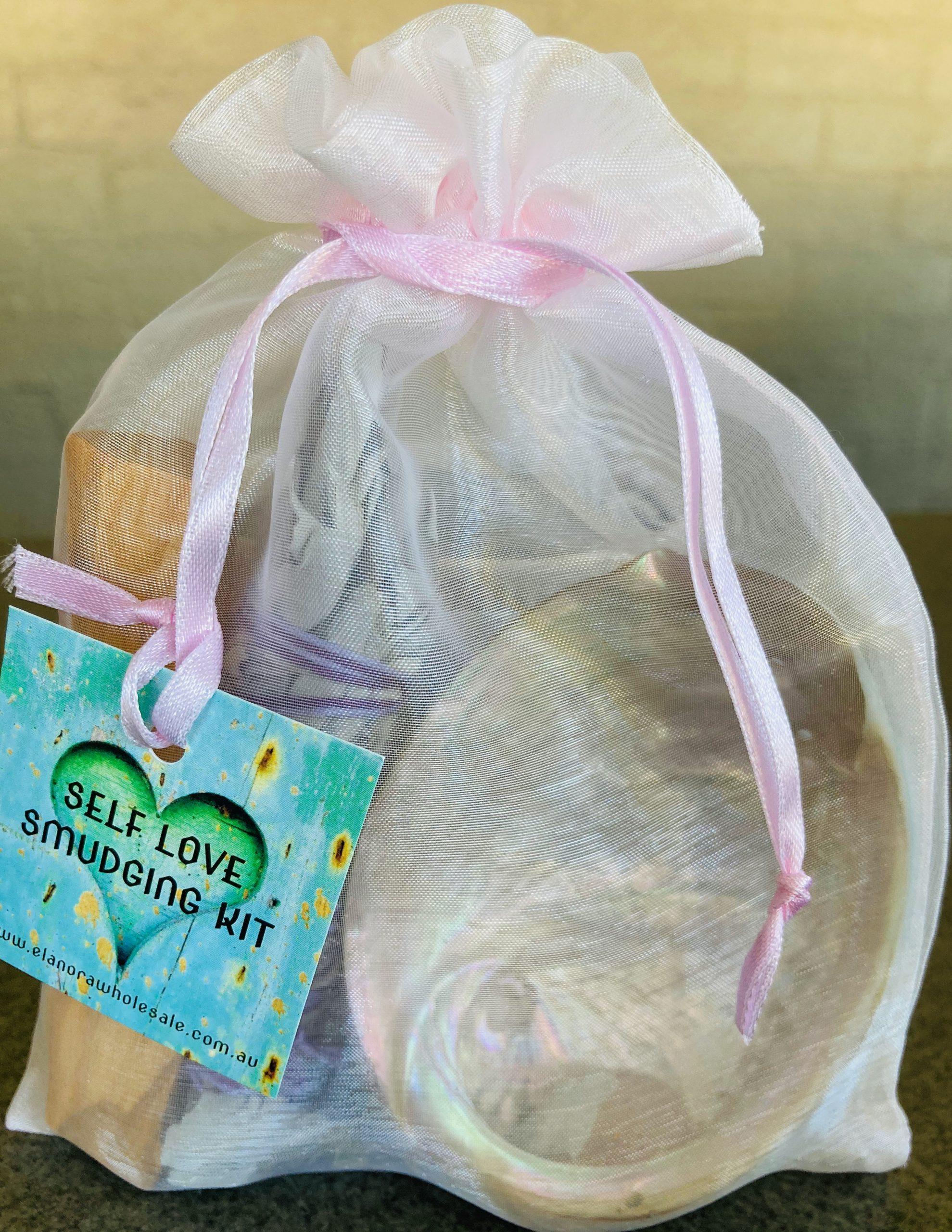 Self Love Smudge Kit