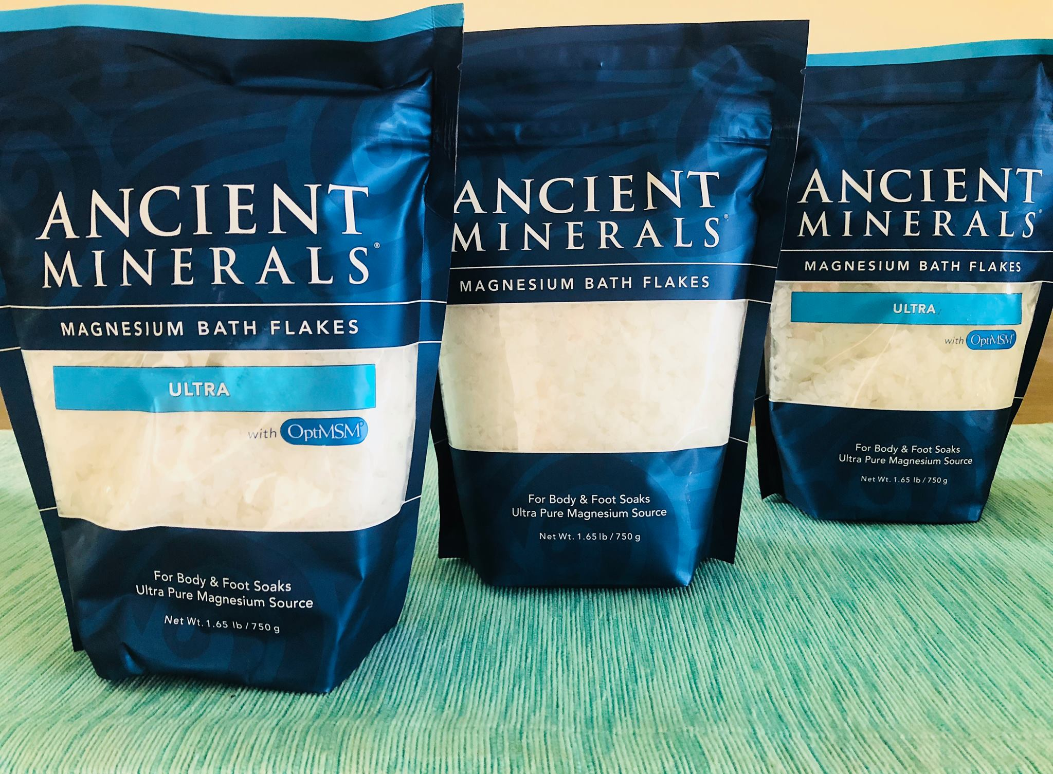 Magnesium for Energy Bath   Gifts of Healing   Pranic Energy Healing   Ripple Healing